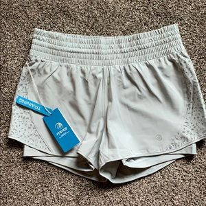 MPG Night Run Training Shorts Size Small